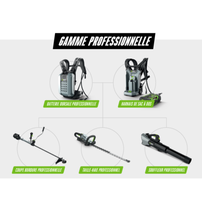 Gamme Professionnelle Ego